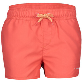 Icepeak Mayen Shorts Kids, rojo